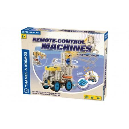 Thames & Kosmos - Remote-Control Machines