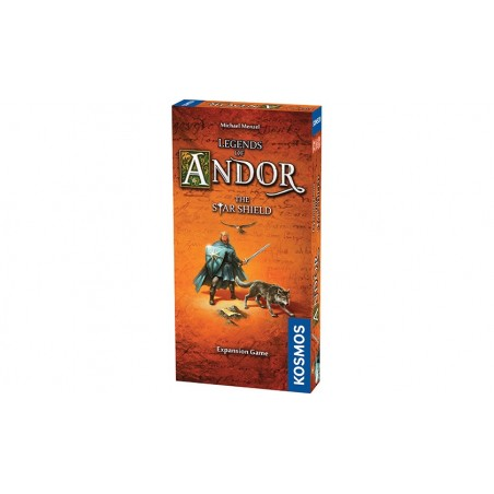 Thames & Kosmos - Legends of Andor: Star Shield