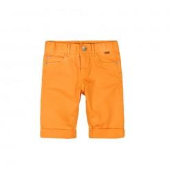 Boboli - Stretch twill bermuda shorts mango