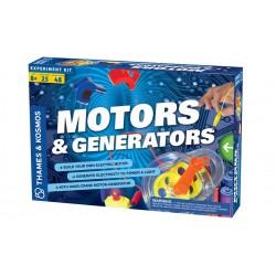 Thames & Kosmos- Motors & Generators
