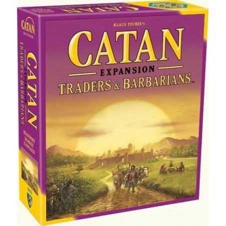 Catan: Traders & Barbarians 5th Edition