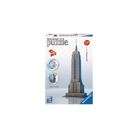 Ravensburger - Empire State Building 3D Puzzle 216 pc