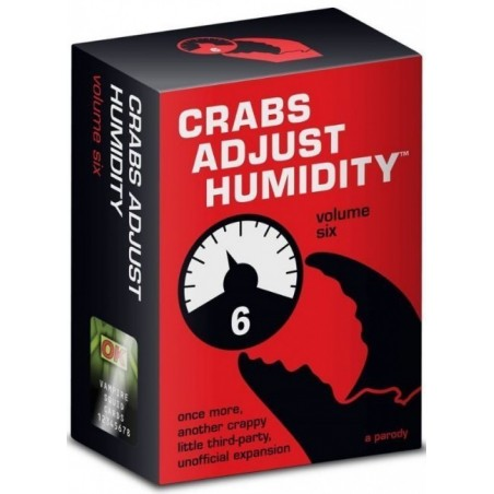 Crabs Adjust Humidity Volume 6