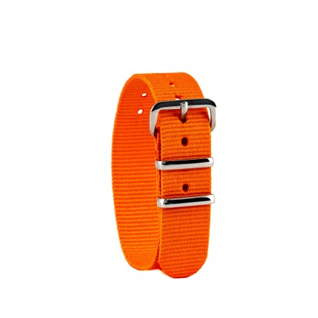 EasyRead Time Teacher Orange Watch Strap