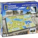 4D Cityscape Ancient Rome Puzzle
