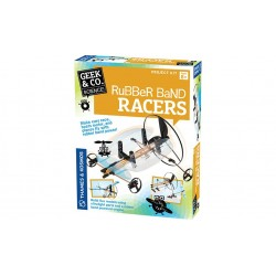 Rubber Band Racers