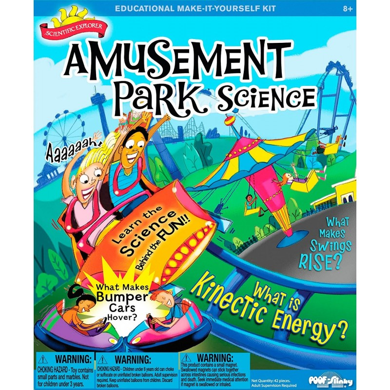 Scientific Explorer Amusement Park Science Kit