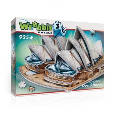 Wrebbit - 3D Sydney Opera House