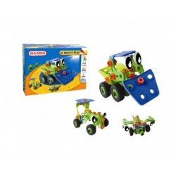 Baisiqi - Build & Play Tractor 3 Models
