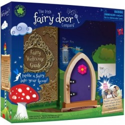 Irish Fairy Door Arch Assorted