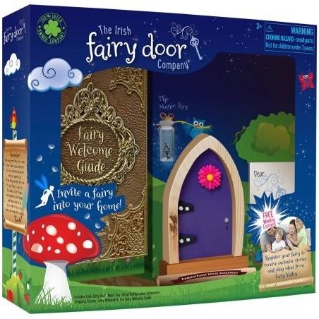 Irish Fairy Door Arch Assorted