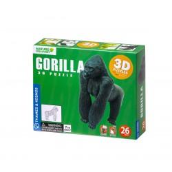 Thames & Kosmos - 3D Gorilla Puzzle