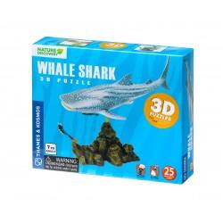 Thames & Kosmos - 3D Whale Shark Puzzle