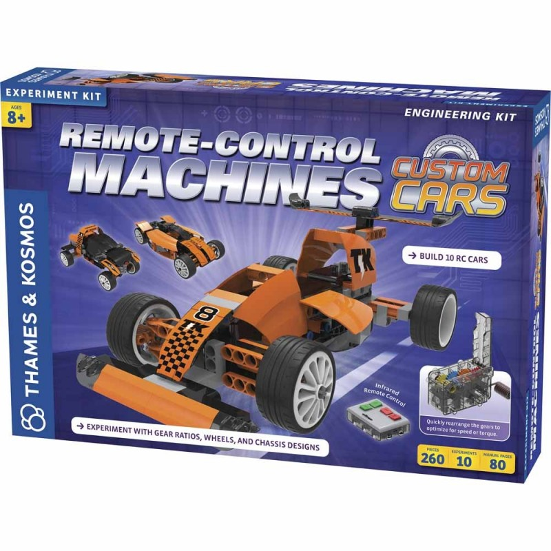 Thames & Kosmos - Remote Control Machines - Custom Cars