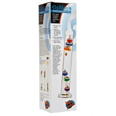 Heebie Jeebies - Galileo Thermometer 28cm