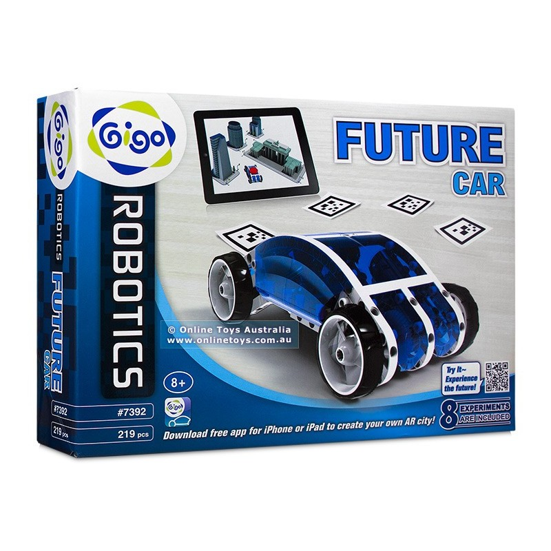 Gigo - Robotics - Future Car