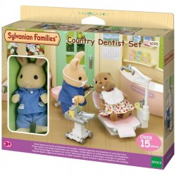 Sylvanian Families - Country Dentist Set