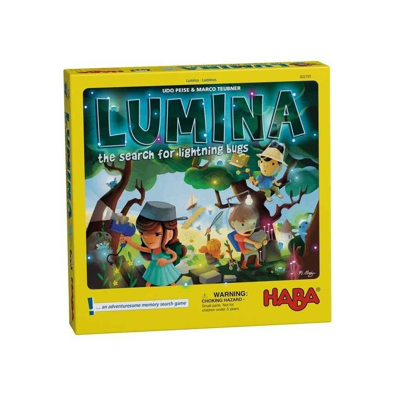 Haba - Lumina - Search for Lightning Bugs