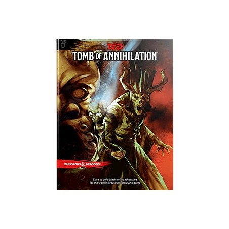 Dungeons & Dragons - Tomb of Annihilation