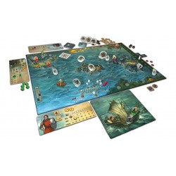 Thames & Kosmos - Legends of Andor: Journey to the North