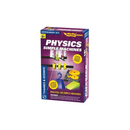 Thames & Kosmos- Physics Simple Machines