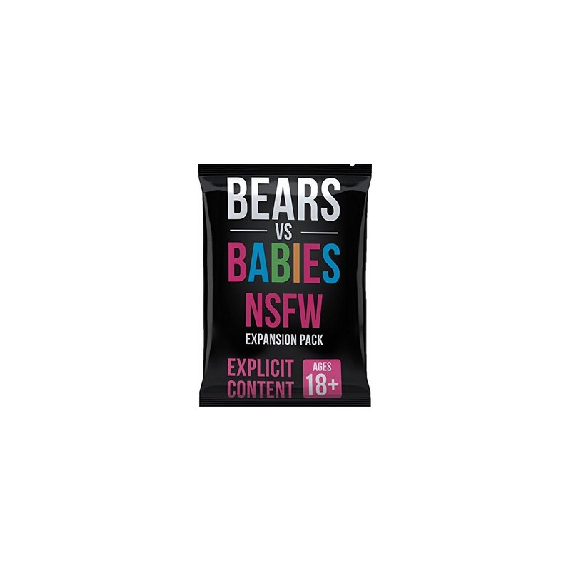 Bears Vs Babies NSFW Expansion