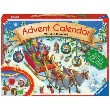 Ravensburger - DIY Advent Calendar