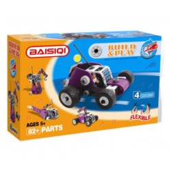 Baisiqi  - Build & Play 4 Wheeler