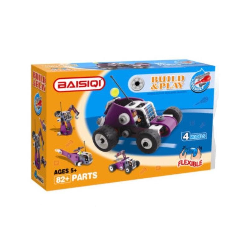 Baisiqi - Build & Play 4 Wheeler