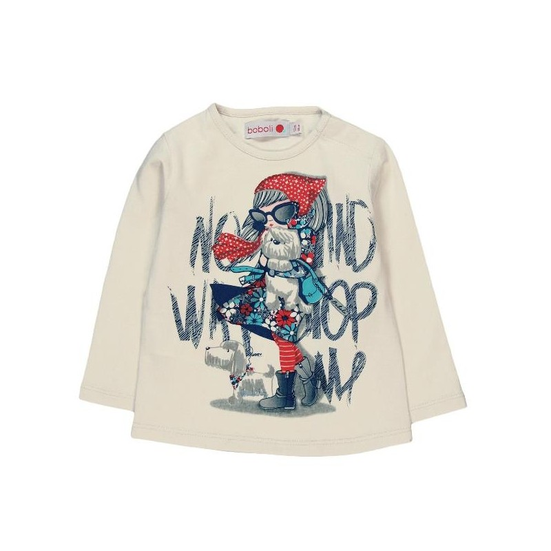 Boboli - Winter 2018 Knit T-shirt