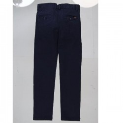 Boboli - Winter 2018 satin stretch trousers