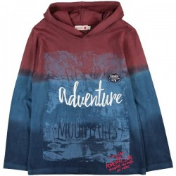 Boboli - Knit t-shirt hooded for boy
