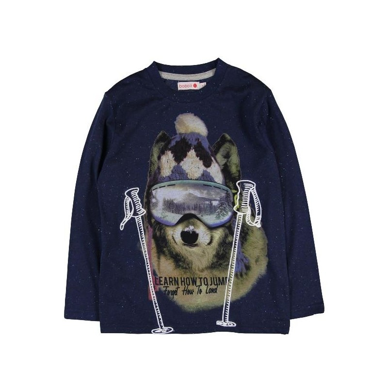 Boboli - Winter 2018 Knit t-shirt