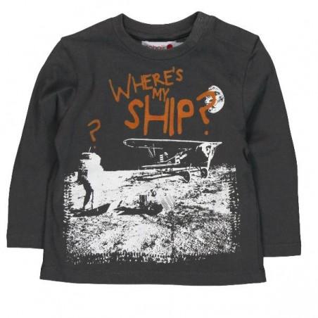 Boboli- Knit T-shirt for boy