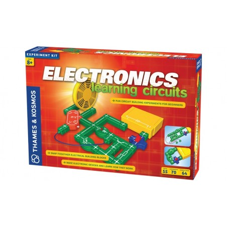 Thames & Kosmos- Electronics Learning Circuits