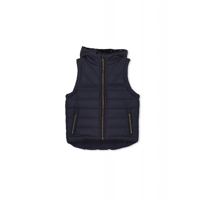 Milky - Navy Vest