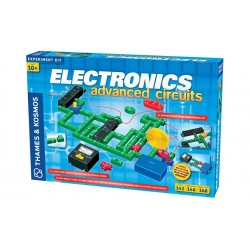 Thames & Kosmos- Electronics Advanced Circuits