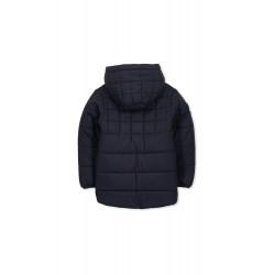Milky - Navy Puffer Jacket