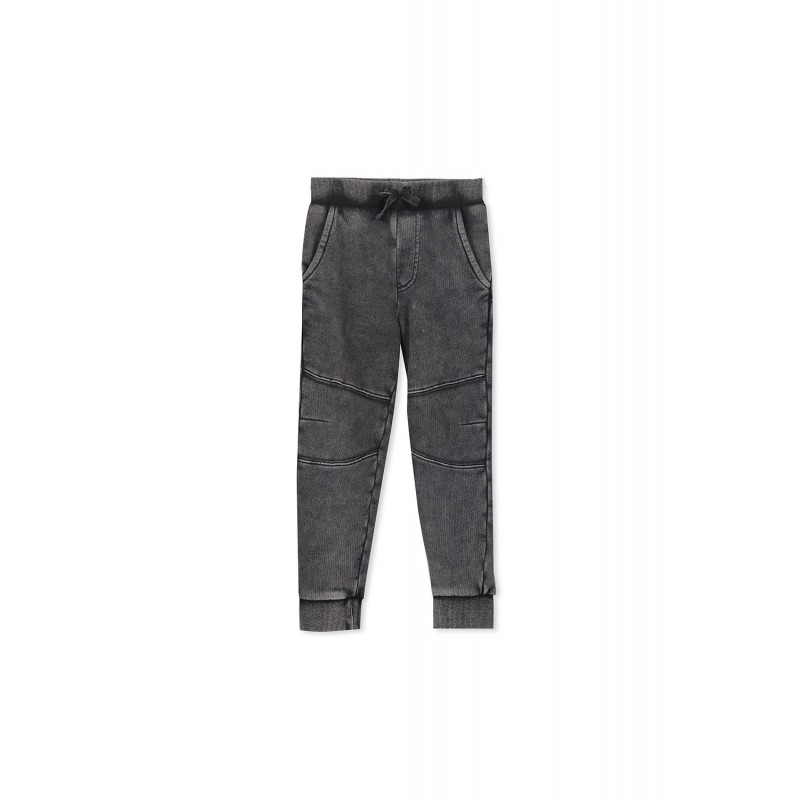 Milky - Charcoal Track Pant