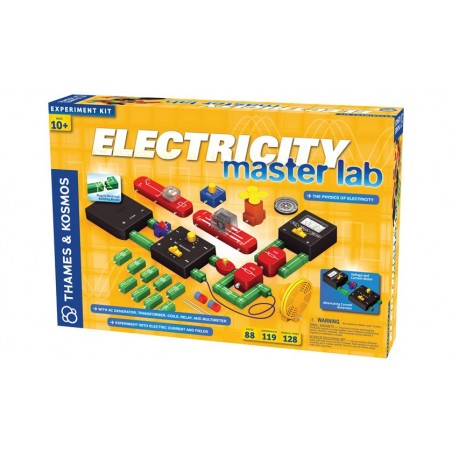 Thames & Kosmos- Electricity Master Lab