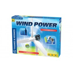 Thames & Kosmos - Wind Power V3