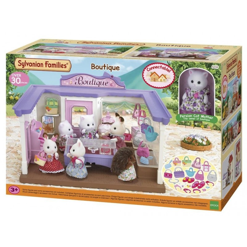 Sylvanian Faimlies - Boutique
