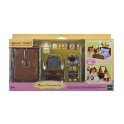Sylvanian Families – Master Bedroom Set