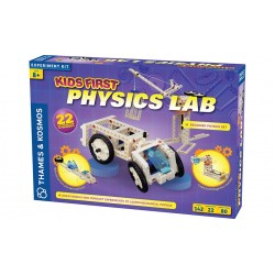 Thames & Kosmos - Kids First Physics Lab