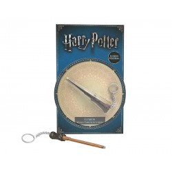 Harry Potter Lumos Wand Torch Keyring