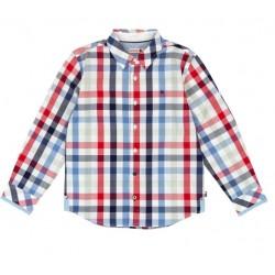 Boboli - Poplin Shirt Check