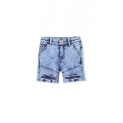 Milky - Knit Denim Short