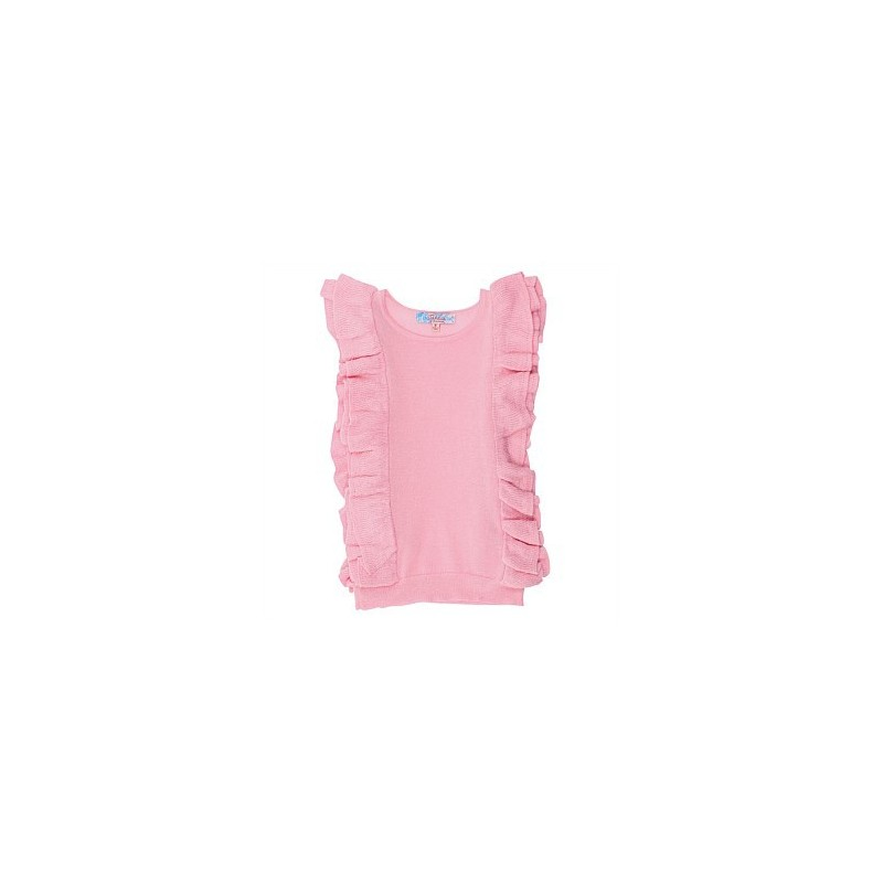 Tahlia by Minihaha -  Pink Top