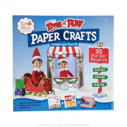 Elf on the shelf - Scout Elves at Play® Paper Crafts