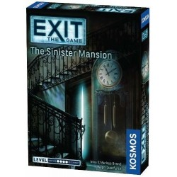 Exit the Game the Sinister Mansion